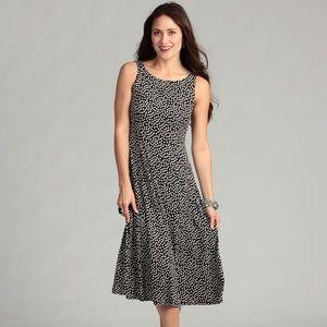 Jessica Howard Black and Ivory Dress